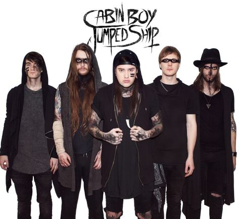 Cabin Boy Jumped Ship